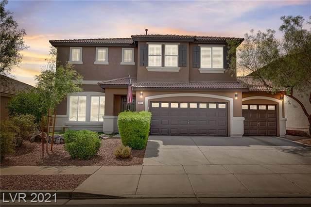 977 Buffalo River Avenue, Henderson, NV 89002 (MLS #2316523) :: Custom Fit Real Estate Group