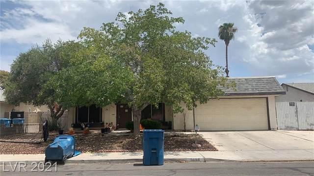 3654 Whitebird Way, Las Vegas, NV 89103 (MLS #2316535) :: Hebert Group   Realty One Group