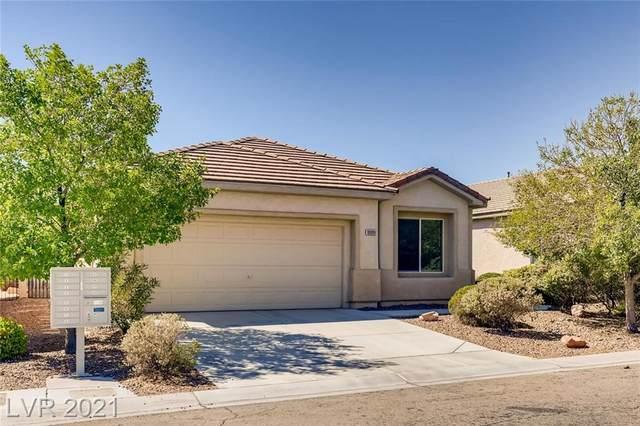 10999 Pumpkin Ridge Avenue, Las Vegas, NV 89135 (MLS #2316540) :: Keller Williams Realty