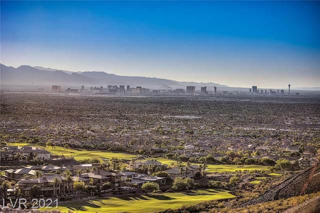 583 Alpine Summit Drive, Henderson, NV 89012 (MLS #2316553) :: Custom Fit Real Estate Group