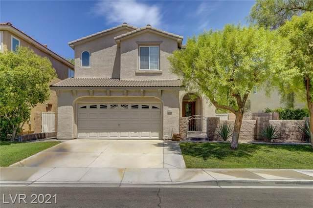 10817 Palliser Bay Drive, Las Vegas, NV 89141 (MLS #2316561) :: Custom Fit Real Estate Group