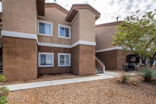 833 Aspen Peak Loop #1724, Henderson, NV 89011 (MLS #2316573) :: Custom Fit Real Estate Group