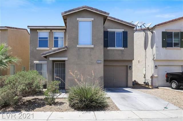 2119 Pillar Pointe Street, Las Vegas, NV 89115 (MLS #2316575) :: Hebert Group   Realty One Group