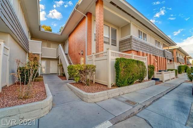 668 Oakmont Avenue #1724, Las Vegas, NV 89109 (MLS #2316620) :: Galindo Group Real Estate