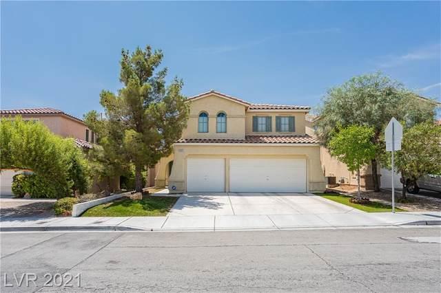 9999 W Diablo Drive, Las Vegas, NV 89148 (MLS #2316624) :: Galindo Group Real Estate