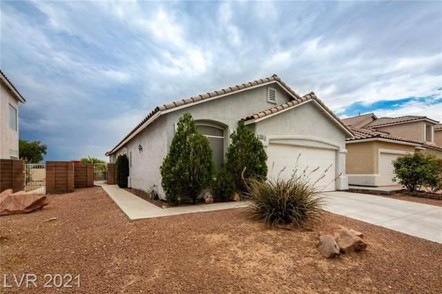 7035 Russell Ranch Avenue, Las Vegas, NV 89113 (MLS #2316642) :: Custom Fit Real Estate Group