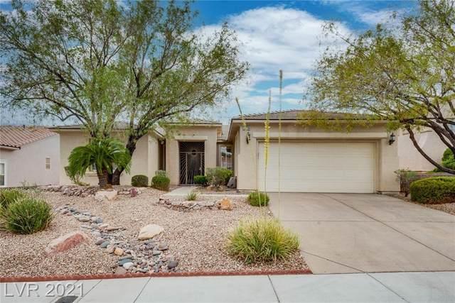 10239 Strada Laterina Court, Las Vegas, NV 89135 (MLS #2316650) :: Keller Williams Realty