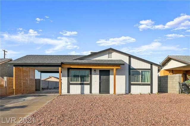 1444 Chestnut Street, Henderson, NV 89011 (MLS #2316668) :: Custom Fit Real Estate Group