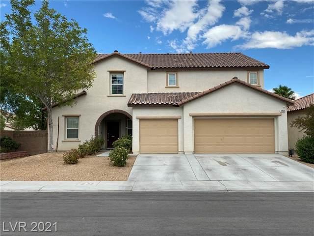 8232 Redbud Vine Street, North Las Vegas, NV 89085 (MLS #2316677) :: Lindstrom Radcliffe Group
