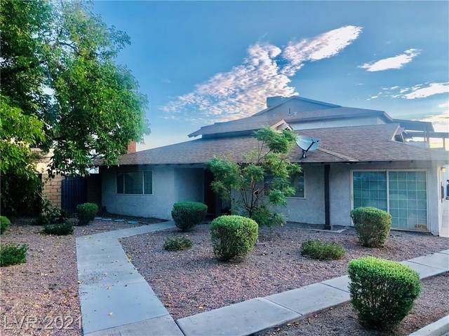 2752 Kline Circle, Las Vegas, NV 89121 (MLS #2316679) :: The Chris Binney Group | eXp Realty