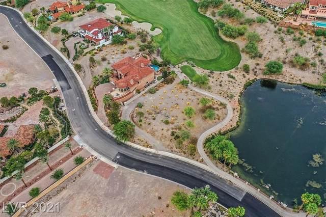 36 Rue Mediterra Drive, Henderson, NV 89011 (MLS #2316683) :: Signature Real Estate Group