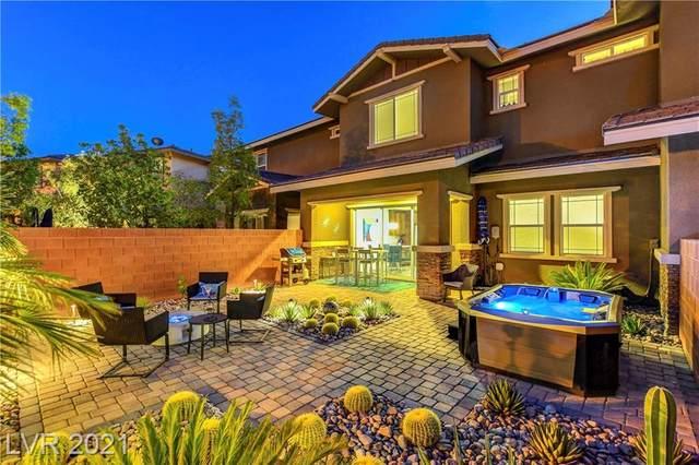 5640 Granollers Drive, Las Vegas, NV 89135 (MLS #2316685) :: Custom Fit Real Estate Group