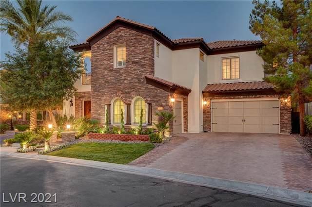 4135 Villa Rafael Drive, Las Vegas, NV 89141 (MLS #2316690) :: Keller Williams Realty