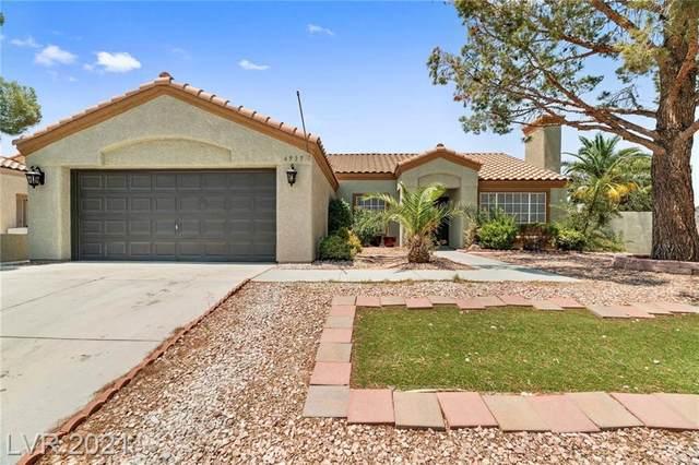 4939 Clear Summit Lane, North Las Vegas, NV 89031 (MLS #2316699) :: Hebert Group | Realty One Group