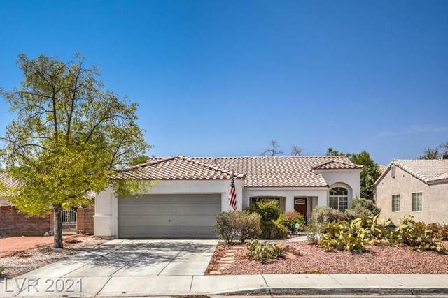 1807 Panther Place, North Las Vegas, NV 89031 (MLS #2316703) :: Lindstrom Radcliffe Group