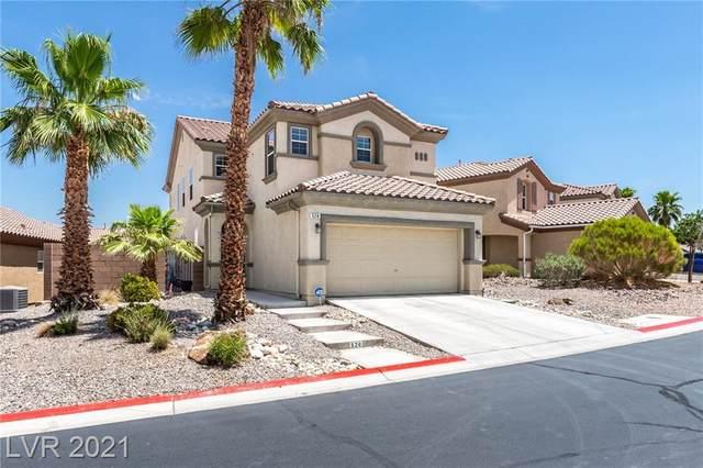 528 Uxbridge Drive, Las Vegas, NV 89178 (MLS #2316704) :: Lindstrom Radcliffe Group