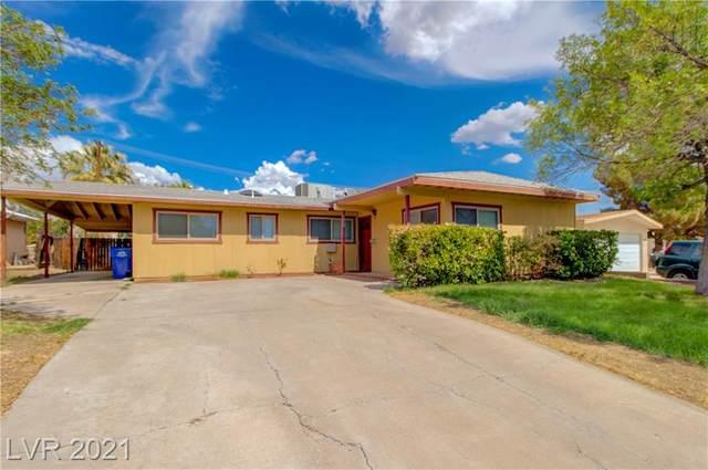 1209 Avenue I, Boulder City, NV 89005 (MLS #2316709) :: Hebert Group | Realty One Group