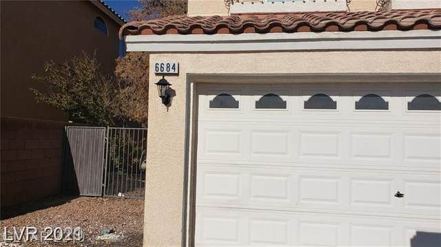 6684 Coronado Crest Avenue, Las Vegas, NV 89139 (MLS #2316711) :: Keller Williams Realty