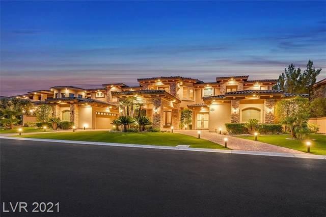 5156 Scenic Ridge Drive, Las Vegas, NV 89148 (MLS #2316713) :: Vestuto Realty Group