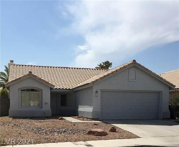 5103 Milange Street, North Las Vegas, NV 89031 (MLS #2316715) :: Lindstrom Radcliffe Group