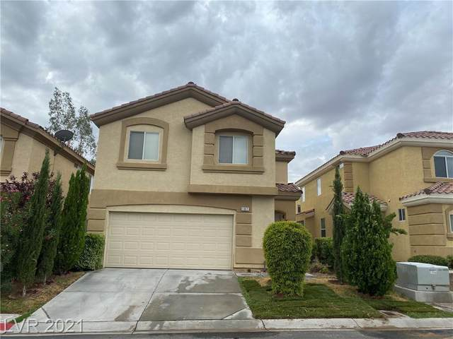 187 Pocono Manor Court, Las Vegas, NV 89148 (MLS #2316723) :: Galindo Group Real Estate