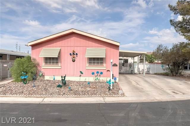 4529 Sonia Rose Lane, Las Vegas, NV 89122 (MLS #2316729) :: Jeffrey Sabel