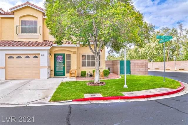 6545 Hillside Brook Avenue, Las Vegas, NV 89130 (MLS #2316733) :: Hebert Group | Realty One Group