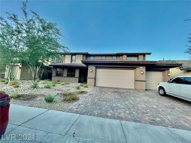 5700 Corona Vista Street, Las Vegas, NV 89135 (MLS #2316742) :: Signature Real Estate Group