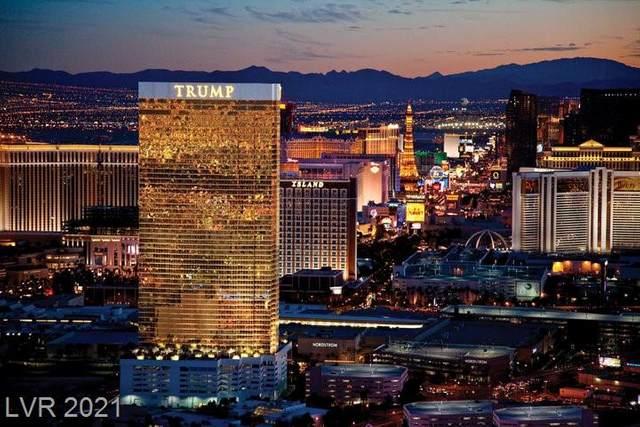 2000 Fashion Show Drive #3427, Las Vegas, NV 89109 (MLS #2316747) :: Hebert Group | eXp Realty