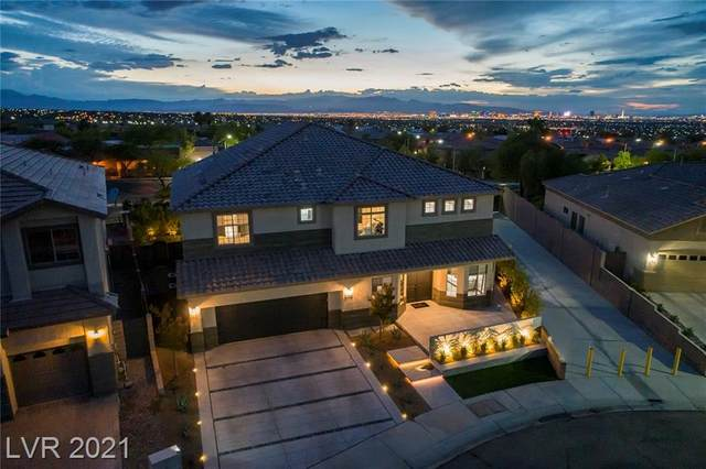 1370 Calle Calma, Henderson, NV 89012 (MLS #2316763) :: Lindstrom Radcliffe Group