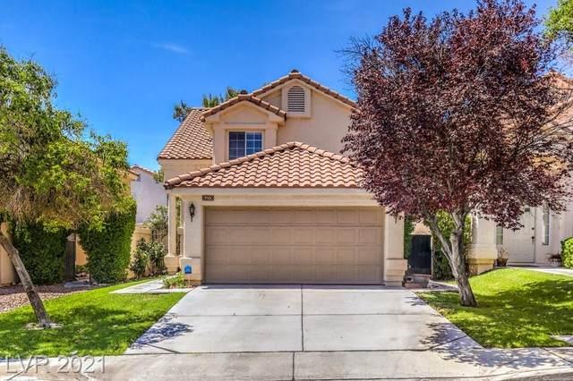 9501 Amber Valley Lane, Las Vegas, NV 89134 (MLS #2316792) :: Galindo Group Real Estate