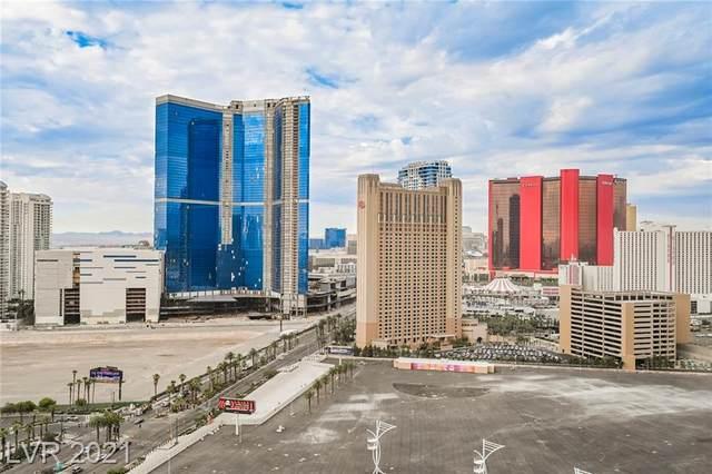 200 W Sahara Avenue #2505, Las Vegas, NV 89102 (MLS #2316800) :: DT Real Estate