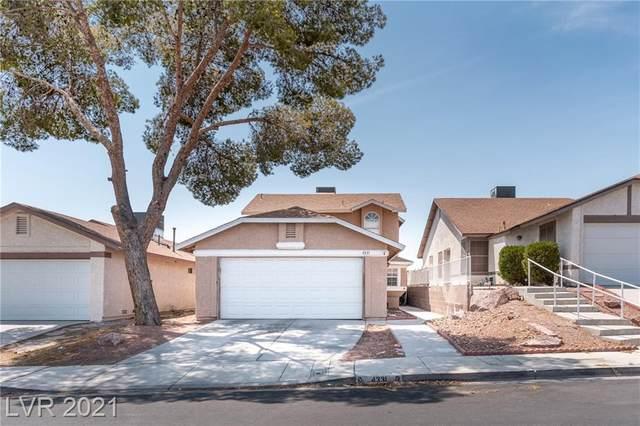 4331 Faberge Avenue, Las Vegas, NV 89115 (MLS #2316802) :: Hebert Group   Realty One Group