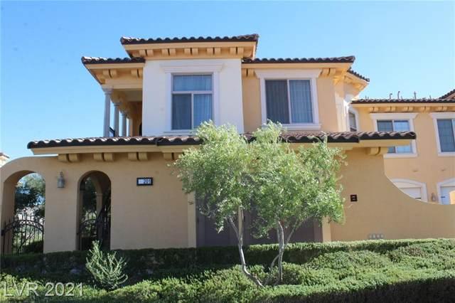21 Via Visione #201, Henderson, NV 89011 (MLS #2316811) :: Custom Fit Real Estate Group
