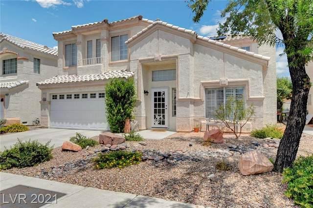3750 Norton Drive, Las Vegas, NV 89129 (MLS #2316817) :: Signature Real Estate Group