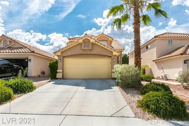 2317 Jasmine Garden Drive, Las Vegas, NV 89134 (MLS #2316821) :: Hebert Group   Realty One Group