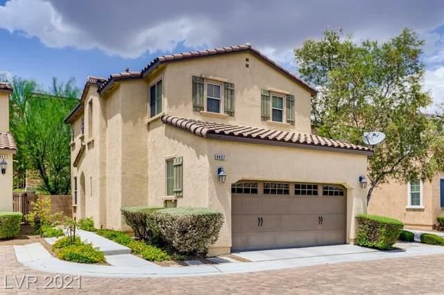 8437 Lower Trailhead Avenue, Las Vegas, NV 89113 (MLS #2316826) :: Custom Fit Real Estate Group