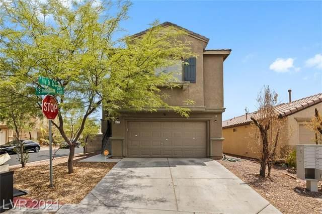 6477 Strongbow Drive, Las Vegas, NV 89156 (MLS #2316838) :: Custom Fit Real Estate Group