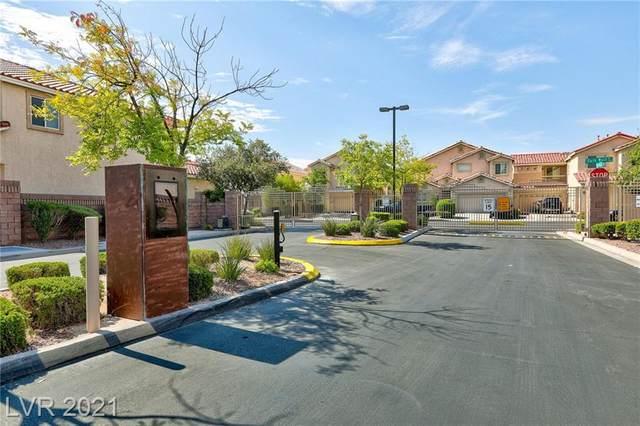 1675 Little Crow Avenue, Las Vegas, NV 89123 (MLS #2316861) :: DT Real Estate
