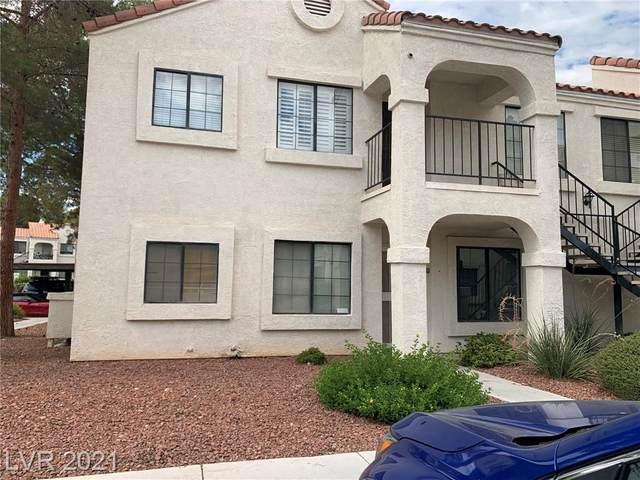 4854 Nara Vista Way #103, Las Vegas, NV 89103 (MLS #2316865) :: Signature Real Estate Group