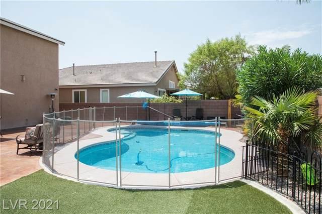 2708 W San Miguel Avenue, North Las Vegas, NV 89032 (MLS #2316869) :: Hebert Group | Realty One Group