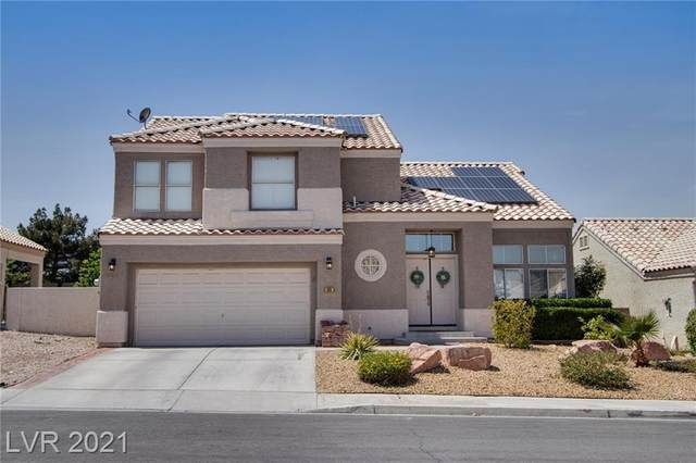 65 Reflections Road, Henderson, NV 89074 (MLS #2316876) :: Signature Real Estate Group