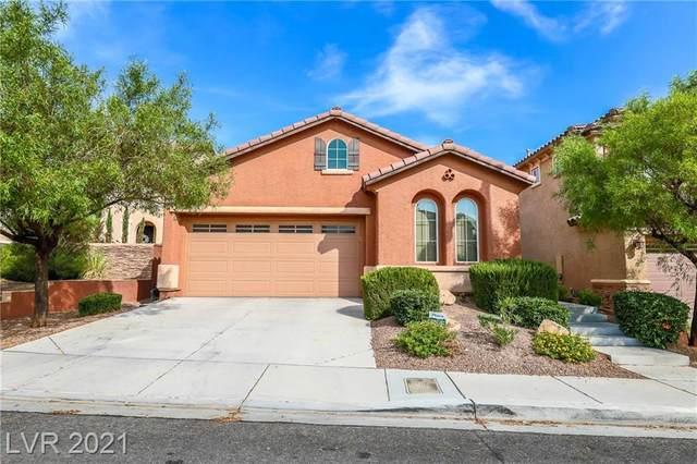 973 Ambrosia Drive, Las Vegas, NV 89138 (MLS #2316880) :: DT Real Estate