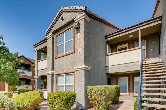555 E Silverado Ranch Boulevard #2133, Las Vegas, NV 89183 (MLS #2316897) :: Jeffrey Sabel