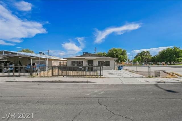1061 W Bartlett Avenue, Las Vegas, NV 89106 (MLS #2316909) :: Lindstrom Radcliffe Group