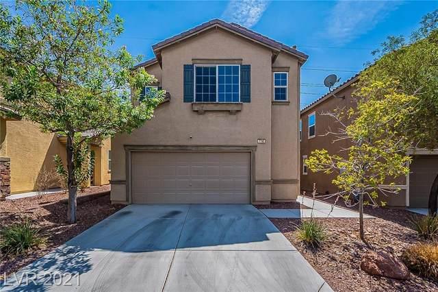 7740 Houston Peak Street, Las Vegas, NV 89166 (MLS #2316940) :: Lindstrom Radcliffe Group
