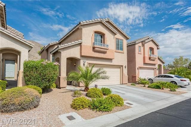 3753 Mornings Dawn Street, Las Vegas, NV 89129 (MLS #2316974) :: Custom Fit Real Estate Group