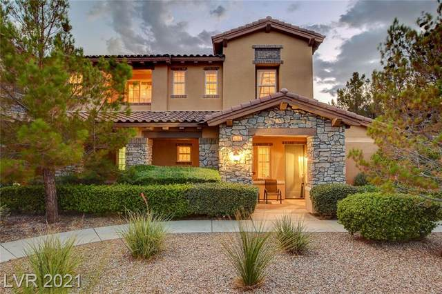 1866 Via Delle Arti #4102, Henderson, NV 89044 (MLS #2316976) :: DT Real Estate
