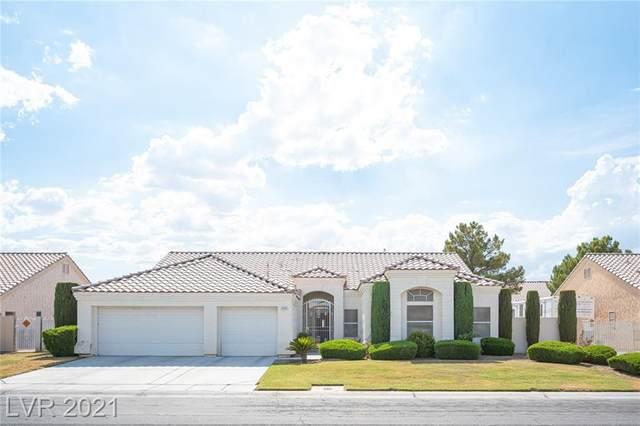 3219 Sterlingshire Drive, Las Vegas, NV 89146 (MLS #2316978) :: The Chris Binney Group | eXp Realty