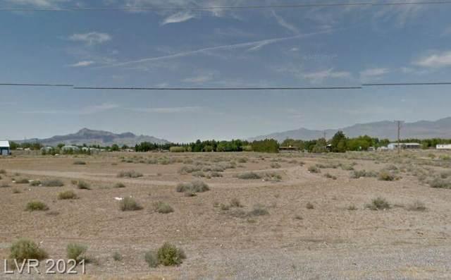 5370 N Nevada Highway 160, Pahrump, NV 89061 (MLS #2316986) :: Signature Real Estate Group
